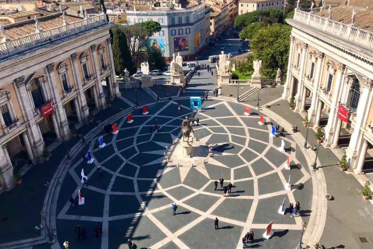UEFA EURO 2020. Rome Host City