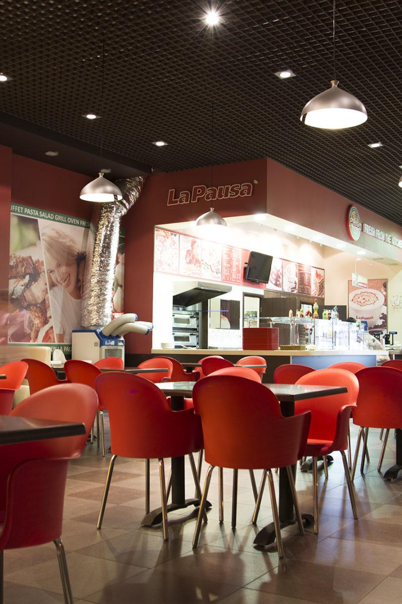 Pizzeria & cafe La Pausa